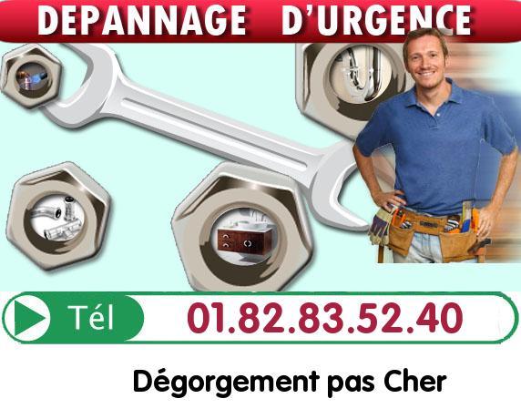 Assainissement Canalisation Bussy Saint Georges 77600