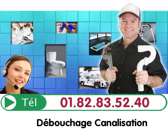 Assainissement Canalisation Esbly 77450