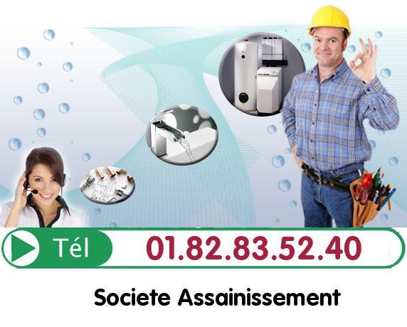 Assainissement Canalisation Fontenay Tresigny 77610