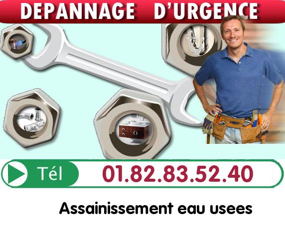 Debouchage Camion Pompe Ennery 95300