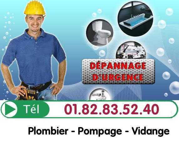 Debouchage Camion Pompe Goussainville 95190