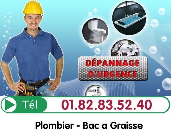 Debouchage Camion Pompe Le Plessis Bouchard 95130