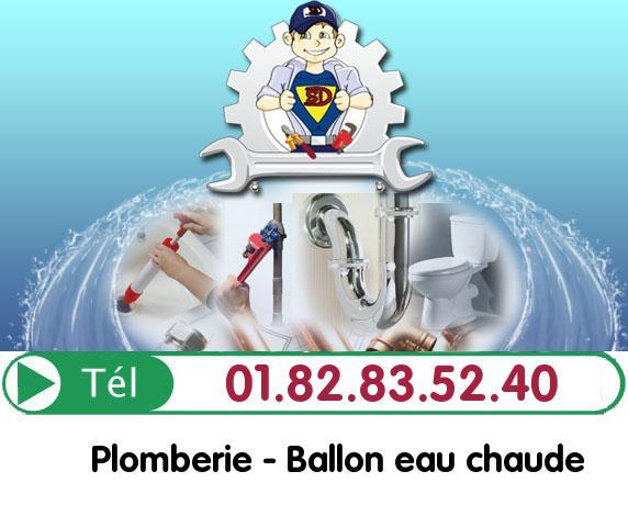 Debouchage Camion Pompe Neuville sur Oise 95000