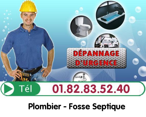 Debouchage Colonne Bussy Saint Georges 77600