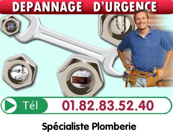 Debouchage Colonne Carrieres sous Poissy 78955