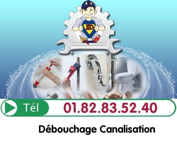 Debouchage Colonne Chantilly 60500