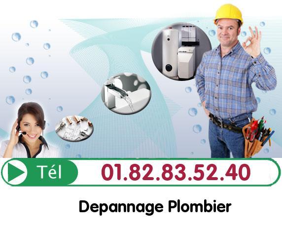 Debouchage Colonne Lesigny 77150