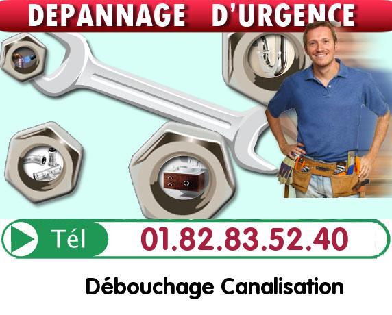 Debouchage Colonne Montigny le Bretonneux 78180