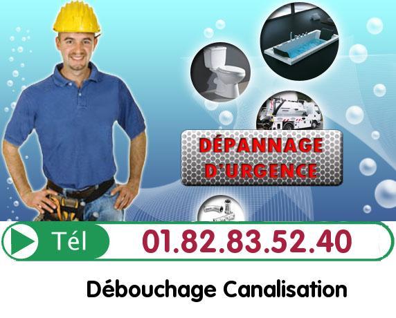 Debouchage Colonne Pont Sainte Maxence 60700