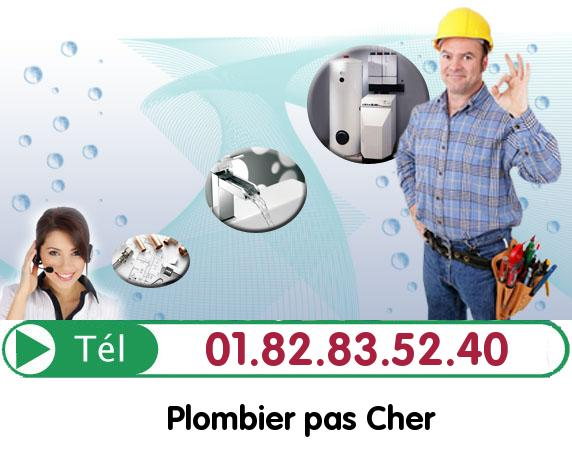 Debouchage Colonne Saint Fargeau Ponthierry 77310