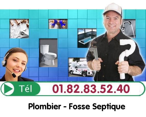 Debouchage Colonne Villeparisis 77270