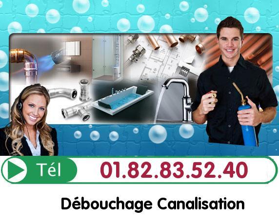 Deboucher Canalisation Seine-Saint-Denis