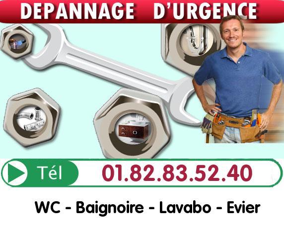 Degorgement Canalisation Seine-Saint-Denis